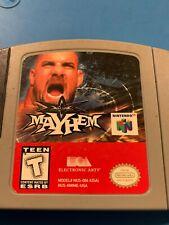 WCW Mayhem (Nintendo 64, 1999)