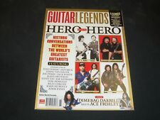 2007 GUITAR LEGENDS MAGAZINE - HERO MEETS HERO FRONT COVER - O 7983
