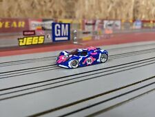 Custom Painted Lexan HO Slot Car Body 1/64 For Viper/BSRT/Fusion