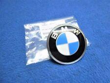 BMW e28 5er e30 3er Emblem Heckklappe NEU Kofferraum Badge Logo NEW Trunk Lid