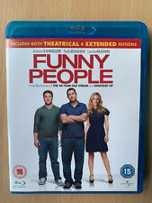 Funny People Blu-ray 2009 Comedy Movie starring Adam Sandler and Seth Rogen