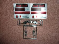 G1 TRANSFORMERS Unused SoundWave Missiles + BUZZSAW MINT Laser Cannons + Sticker