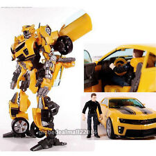 ROTF Movie Bumblebee Sam Robot Alliance Action Figures GL Autobot Transformers
