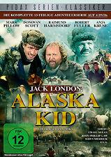 Jack London: Alaska Kid - Goldrausch in Alaska * DVD Serien Pidax Neu Ovp
