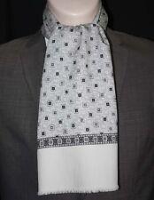 Geometric 100% Wool Vintage Scarves & Shawls