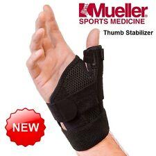 Mueller Thumb Stabilizer Brace Support Strap ~ Splint Arthritic Sports Thumb