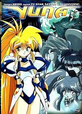 Galaxy Fraulein Yuna. Complete OVAs. Classic Anime Space Farce. New In Shrink!