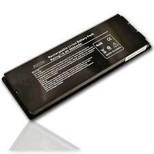 "Für Apple Macbook 13"" Akku A1185 A1181 MA561 MA561 Battery MA254/A schwarz"