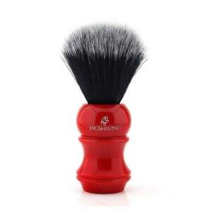 Synthetic Hair Shaving Beard Brush For Men Grooming Perfect Clean Shave