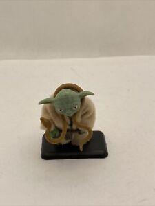 Star Wars Yoda 1980 Wirh Belt & Snake See Description