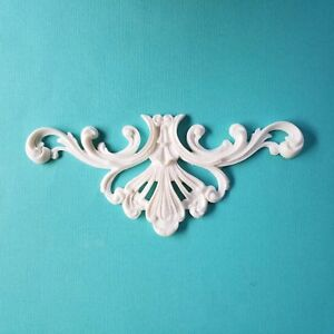 1x Shabby Chic french style  Furniture Applique Onlay Decorative Appliques