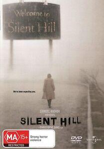 SILENT HILL All Region PAL DVD ~ RAHDA MITCHELL ~ SEAN BEAN *NEW*