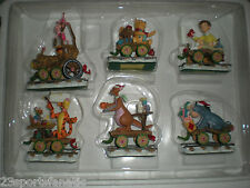 Disney Danbury Mint Piglet Holiday Express