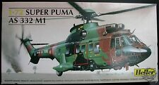 Heller 1/72 Aerospatiale AS-332M1 Super Puma #80367