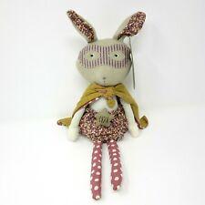 "NEW Mamas & Papas Superhero Pop soft toy bunny rabbit comforter Superstar 13"""