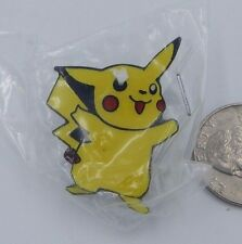 Pokemon Pikachu Lapel Pin    Premium Metal Toy Character Figure