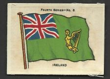 More details for ardath - flags 4th series (silk) - #6 ireland