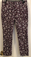 Women's BANANA REPUBLIC Sloan Curvy Fit Stretch Skinny Ankle Pants Mid Rise 2