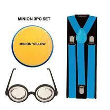 Lunettes jaunes pour déguisements et costumes