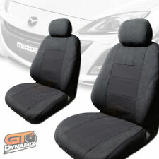 Mazda Grey Car and Truck Seat Covers