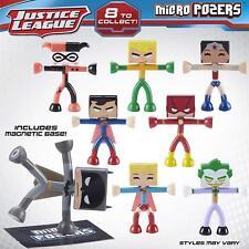 Justice League Magnetic Micro Posers DC Comics Magno Figures Batman Superman New
