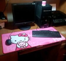 """NEW Hello Kitty Long GIANT Gaming Mouse Pad 35""""x 15.7"""" x 0.2""""inch (90x40x0.5cm)"""
