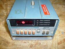 Tektronix J16 Digital Photometer Untested