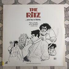 The Ritz - Rita Moreno - Laserdisc