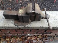 Vintage Reed 104 12 Bench Vise
