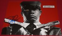 DENNIS HAYSBERT SIGNED SIN CITY DAME TO KILL FOR MANUTE 8X10 PHOTO AUTOGRAPH COA
