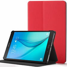 Samsung Galaxy Tab A 9.7 Case, Smart Cover | Red + Stylus & Screen Protector