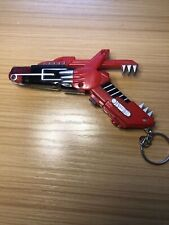 1993 VINTAGE POWER RANGERS Red Legacy Blade Blaster Keychain - Not Tested