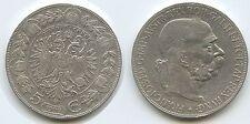 G0154 - Österreich Wien 5 Kronen 1900 KM#2807 Silber Franz Joseph I.1848-1916