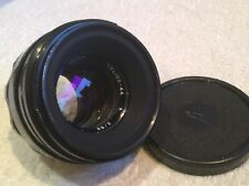 HELIOS-44 58mm 1:2 PRIME LENS with M42 SCREW THRAD MOUNT