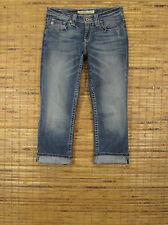 Big Star REMY W27xL24 Low Rise Regular Fit Stretch Cropped Leg Jeans ZWRCFSSCLC