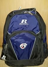 Rare AFL Arena Football League Backpack Russell Premium