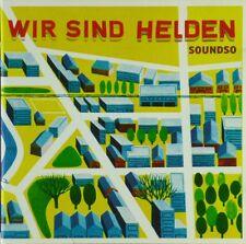 CD - Wir Sind Helden - Soundso - #A3625