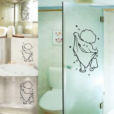 Baby Bath Tub Shower Stickers PVC Decals Applique Anti Skid Mural Home Decor Hot