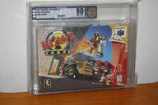 Blast Corps (Nintendo 64 N64) NEW SEALED V-SEAM MINT GOLD VGA 90, RARE!