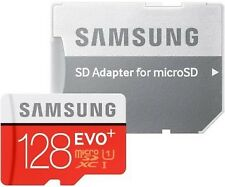 Carte Mémoire Micro SD Samsung EVO plus 128 Go