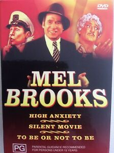 Mel Brooks Collection, DVD Boxed Set, Region 4