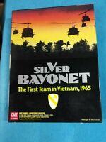 Wargames - Silver Bayonet 1st Edition - WG507