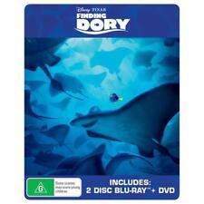 Disney Pixar Finding Dory Exclusive Steelbook Blu-ray DVD BRAND NEW FREE POSTAGE