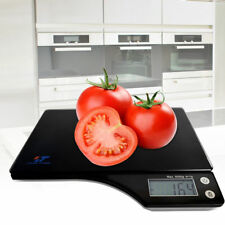 5kg/11lbs New Digital LCD Glass Electronic Kitchen Food Diet Health Postal Scale