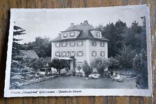 Alte AK / PK Pension Stempferhof Gößweinstein - Fränkische Schweiz