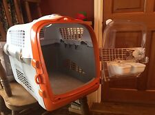 Catit Design Cabrio Pet Carrier-CHAT/JOUET CHIEN-IATA AIRLINE Approved RRP £ 39.99