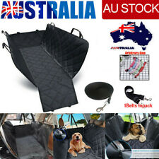 Protective Dog Pet Cover Blanket for Rear Car Seat High Quality Oxford Material