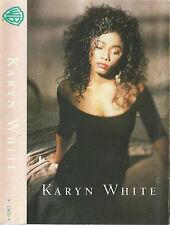 Karyn White Karyn White CASSETTE ALBUM Soul New Jack Swing Warner Bros Malaysia