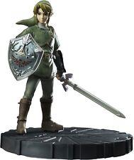 Link Twilight Princess personaggio Zelda h 26 cm in PVC con spada e scudo nuovo