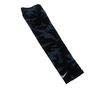 Nike Pro Hunt 2.0 Men Small Black Basketball Arm Sleeve Camouflage Print 00911